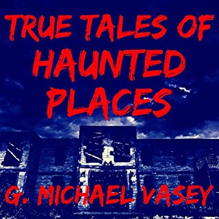 True Tales of Haunted Places cover art