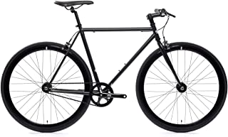 Wulf - Core Line Single Speed/Fixed Gear Bike, 54cm (Medium) - Riser Bar