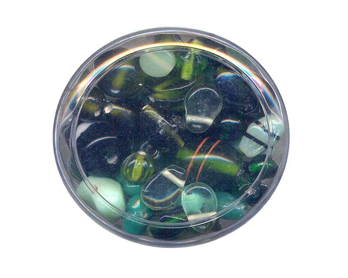 BEADS INDIA Glass Beads Hobby Crafts Jewellery Essentials