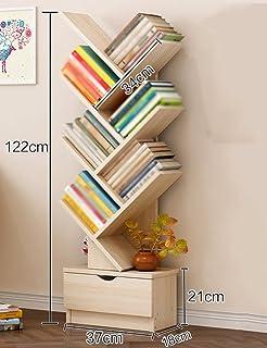 Estantería con forma de árbol, diseño de árbol y estantería simple y moderno (color #2)