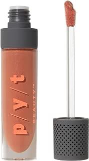 PYT Beauty, Lip Gloss, Plumping Lip Gloss, Mauve Sheen, Hydrating Lip Plumper, Hypoallergenic, Paraben Free, Cruelty Free, 1 Count