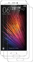 AICEK [2-Pack] Protector de Pantalla para Xiaomi Mi5, Xiaomi Mi5 Cristal Templado Premium [9H Dureza & 3D Tacto] Vidrio Templado Protector de Pantalla para Xiaomi Mi5