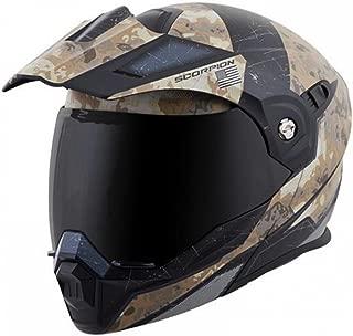 ScorpionExo EXO-At950 Unisex-Adult Flip-Up-Style Battleflage Helmet (Sand, XXX-Large)