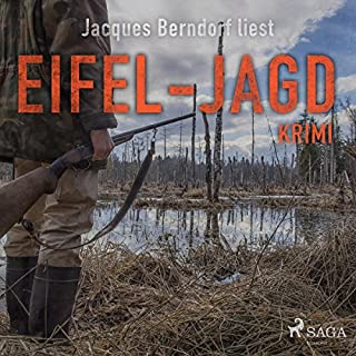 Eifel-Jagd audiobook cover art