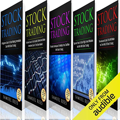 Stock Trading: The Bible: 5 Books in 1 cover art