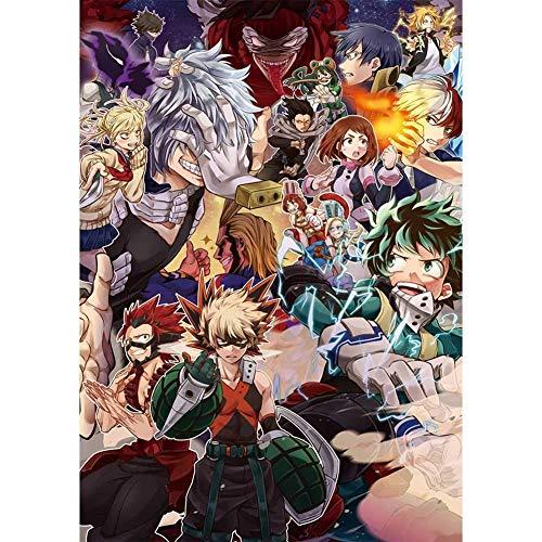 poster My Hero Academia Midoriya Izuku Affiche 15 x 23 pouces (38 cm x 58 cm) (380 mm x 580 mm)