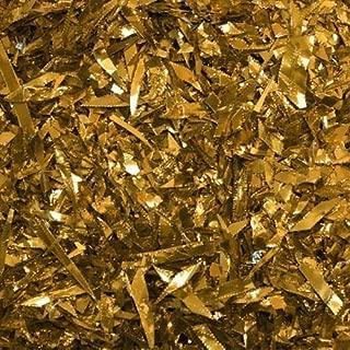 Crown Display 1 Foil Confetti, 1.5 oz., Gold
