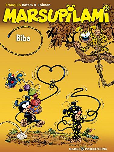 Marsupilami - Tome 28 - Biba (French Edition)