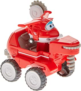 Super Wings Transfom-A-Bot Vehicle Jett's Moon Rover Season 3