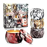 YINUO LIGHT Scented Candles Gifts Set for Women...