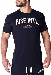 (ビベター)Bebetter メンズ Tシャツ 半袖 トレーニングウェア アクティブシャツ フィットネス 吸汗速乾 ジムウェア ボディビル