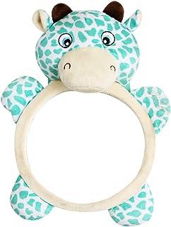 Baiyouli Baby Car Mirror Safety Ni/ño Espejo retrovisor para Mirar hacia atr/ás Asiento para ni/ños 1 Paquete