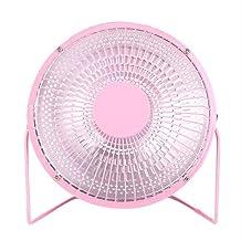 LKXZYX Calefactor baño, Calefactor Aire, Calefactor electricos ceramico bajo Consumo Escritorio infrarrojo del Calentador casero del Ventilador Caliente para el baño del hogar del Invierno