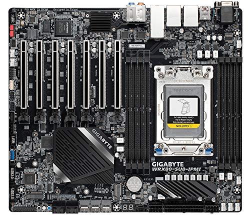 Gigabyte WRX80-SU8-IPMI Placa Base AMD WRX80 Socket SP3 CEB