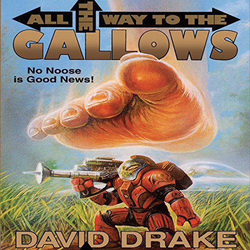 All the Way to the Gallows audiobook cover art