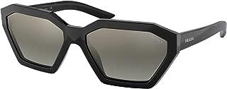 Prada Women's PR 03VS Millennial Geometric Sunglasses
