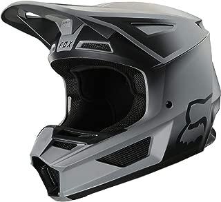 2020 Fox Racing V2 Vlar Helmet-Matte Black-XL