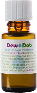 Living Libations - Organic/Wildcrafted DewDab Acne Spot Treatment (5 ml)
