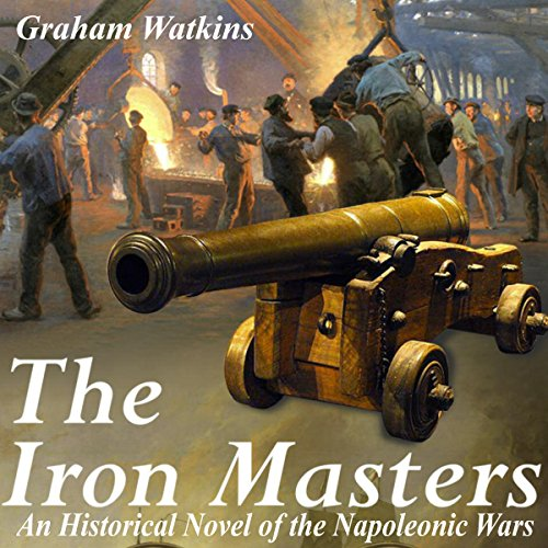 The Iron Masters audiobook cover art