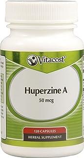 Vitacost Huperzine A - Standardized - 50 mcg - 120 Capsules