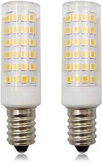5 W 40 W 4000 K Bombillas LED de repuesto incandescentes de 5 W = 40 W casquillo E14 SES globo pequeño G45 270 blanco frío rosca Edison pequeña Paul Russells