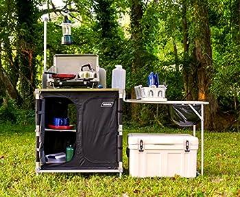 Deluxe Camping Table de Cuisine