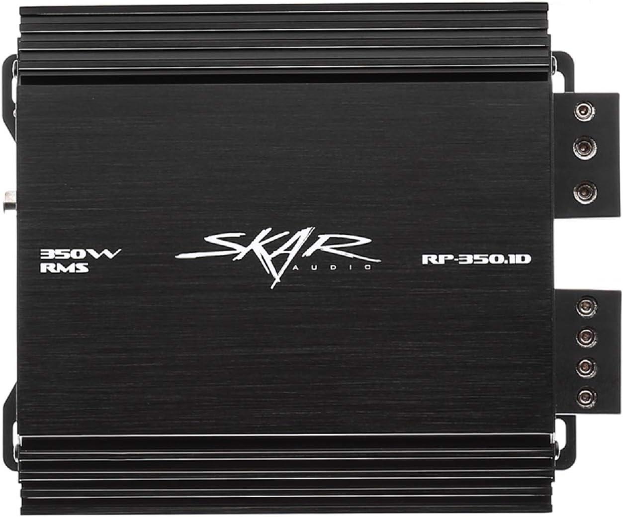 Skar Audio RP 350.1 D Car Amplifier with Remote Subwoofer