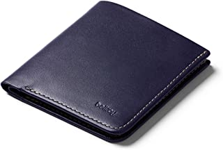Bellroy Tall Wallet, Slim Leather Wallet (Max. 12 Cards and Flat Bills) Navy