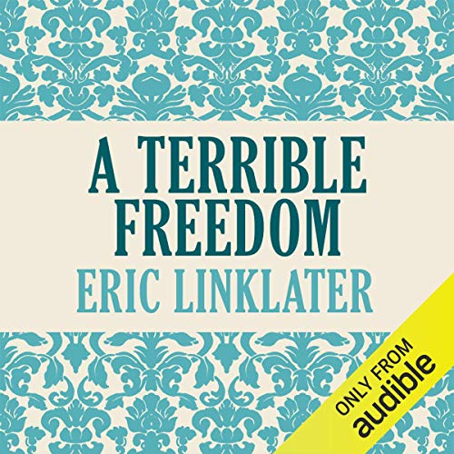 A Terrible Freedom audiobook cover art