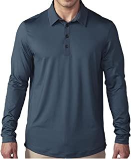 adidas Golf Men's Climacool UPF ls Polo