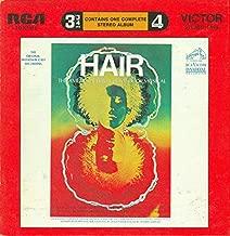 Hair - The American Tribal Love-Rock Musical Reel-To-Reel, 3 ¾ ips, 4-Track Stereo