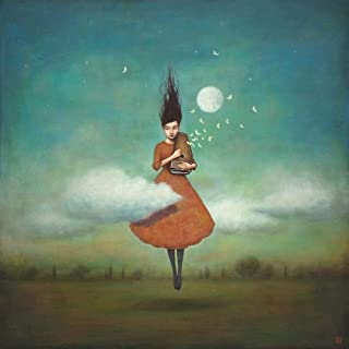 High Notes for Low Clouds by Duy Huynh Art Print, 12 x 12 inches