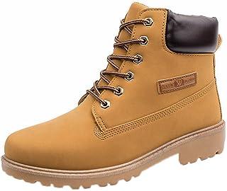 [ハナツル] 防水 防寒 ブーツ ワークブーツ レイン スノー ブーツ シューズ メンズ 靴 男性用 24.5cm-28cm アウトドアー 通勤通学