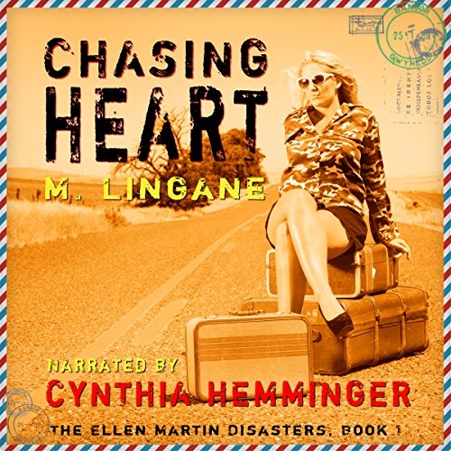 Chasing Heart  audiobook cover art
