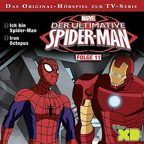 Der ultimative Spiderman 11 Titelbild