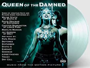 Queen Of The Damned (Music From The Motion Picture) - Exclusive Limited Edition Ghost Green Coke Bottle Clear Colored 2x Vinyl LP #/1500