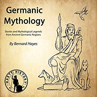 Germanic Mythology audiobook cover art