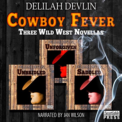 Cowboy Fever cover art