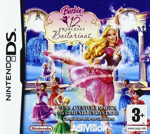 Barbie:12 Princesas Bailarinas