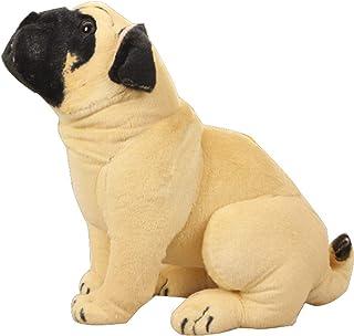 狆 イヌぬいぐるみ リアル 縫い包み 可愛い アニマル クッション ブルドッグ 犬 抱き枕 添い寝 マシュマロ触り感 多機能 おもちゃ 癒し系 大きいサイズ サプライズ 犬好き ふわふわ 萌え萌え