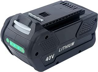 Best greenworks 29662 40v 4 ah lithium ion battery Reviews