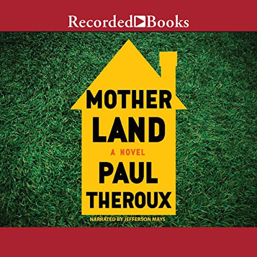 Mother Land audiobook cover art