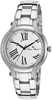 Lucien Piccard Women's LP-16353-22 Elisia Analog Display Quartz Silver Watch