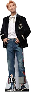 Star Cutouts Ltd Star CS783 Kim NAM-Joon - Pantalones vaqueros (cartón, tamaño real, alias RM, Rap, Monster Bangtan Boys),...