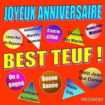 Best Teuf, Vol. 1