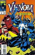 Venom The Madness #2: Paranoia (Marvel Comic Book December 1993)