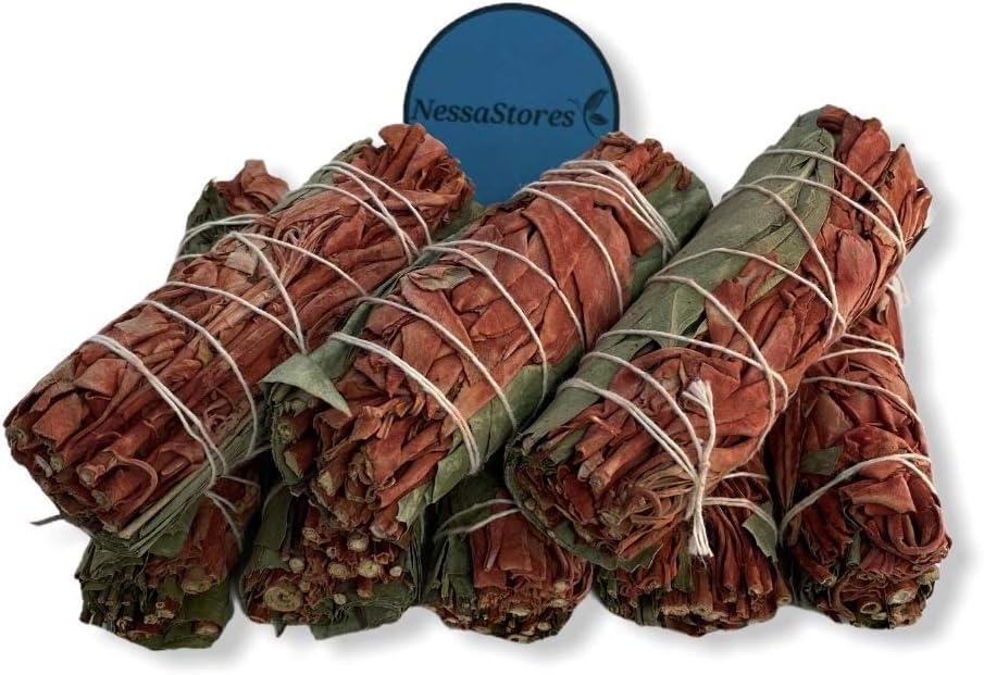 セール価格 NESSASTORES - White 超特価SALE開催 Sage + Eucalyptus Blood Smudge In Dragon's