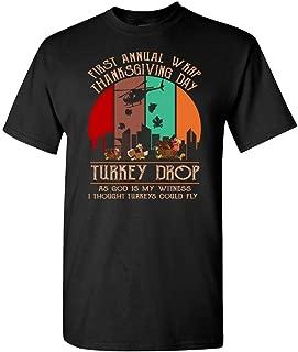 Best wkrp turkey drop tee shirt Reviews