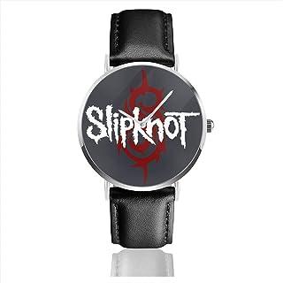 腕時計 メンズ レディース Slipknot 生活防水 ビジネス ミニマリスト マルチ機能 男性女性用 ガールズ 母の日 人気