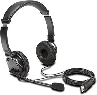 Kensington Hi-Fi Headphones USB w/Microphone Universal Unknown